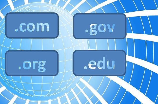 Le nom de domaine, un incontournable pour votre site web