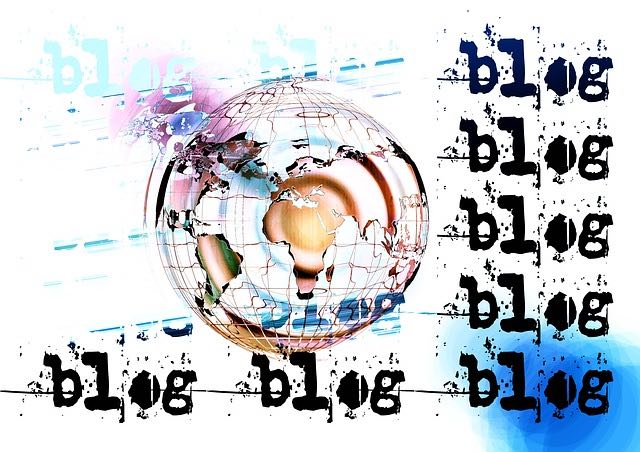 Publier sur un blog