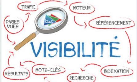 visibilité sur internet