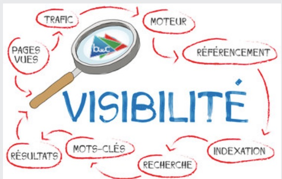 Comment obtenir plus de visibilité sur internet?