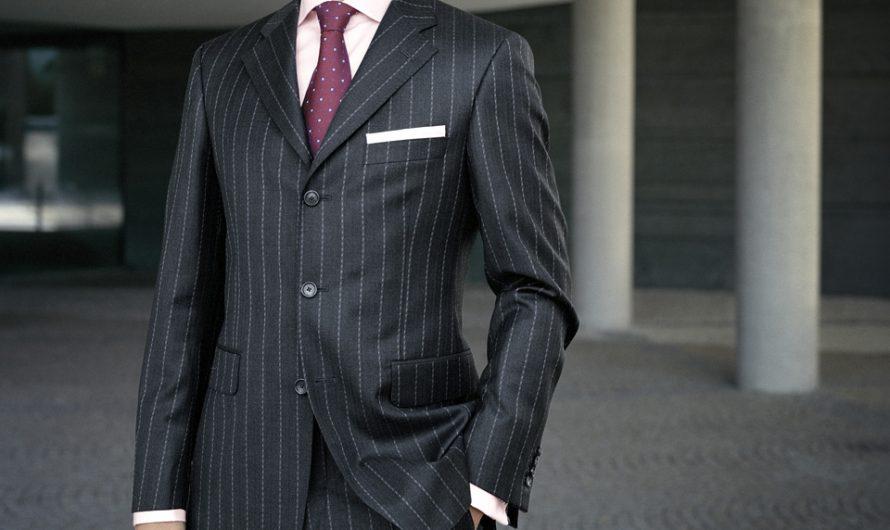 Les différents avantages du costume sur mesure