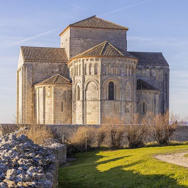 Villandraut en Gironde