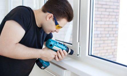 travaux en vitrerie