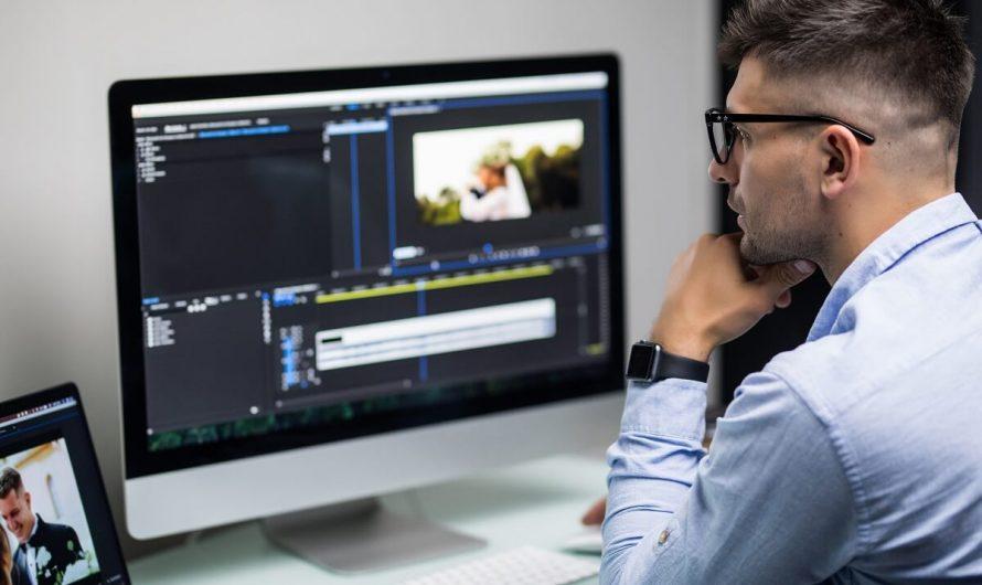 L'intérêt de trouver le logiciel de montage vidéo