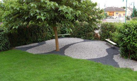 Un beau jardin, travail du paysagiste