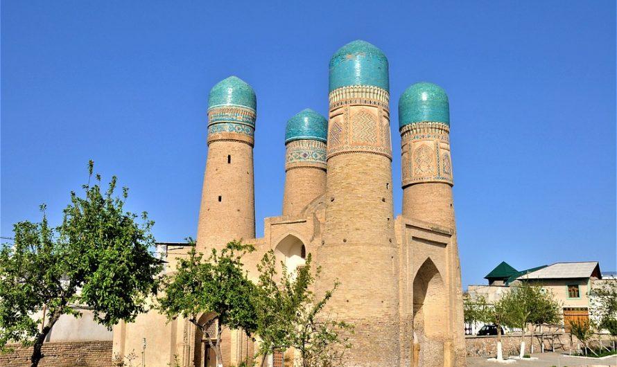 Organisez votre voyage et explorez les inédits et les imprimables de l'Ouzbékistan