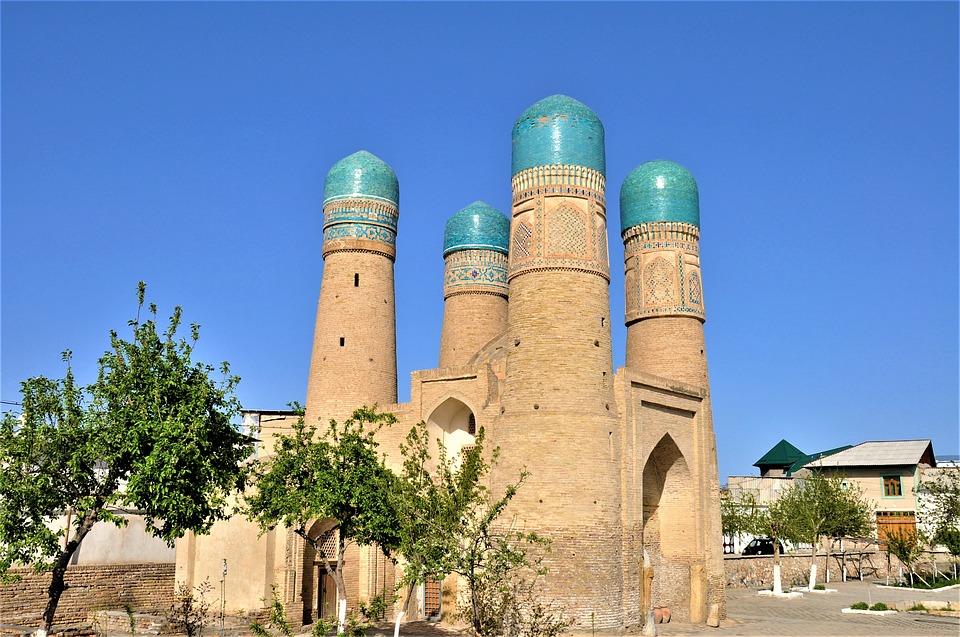 les imprimables de l'Ouzbékistan