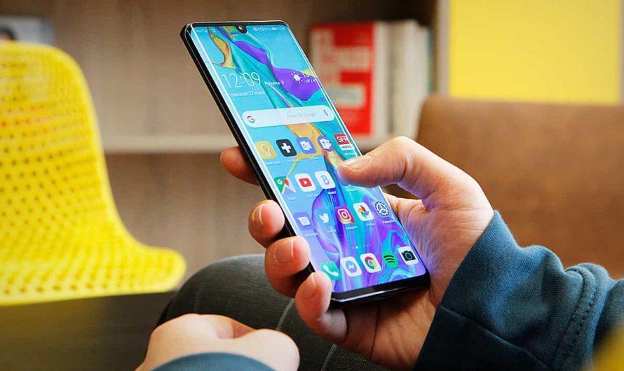 Choisissez Huawei, pour profiter d'un téléphone haut de gamme