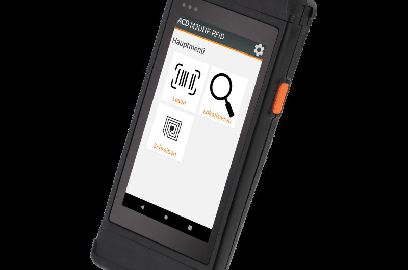 Le fonctionnement du lecteur RFID